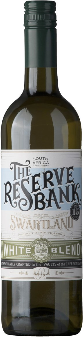 Boutinot ZA The Reserve Bank White 2015
