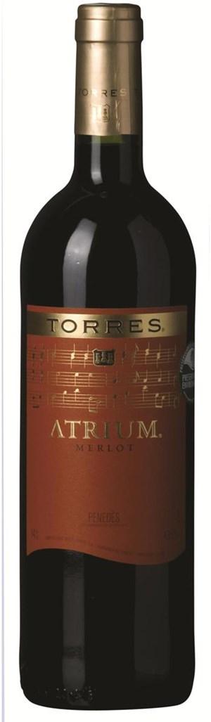 Miguel Torres Torres Atrium Red, 3/4  ltr. AO 2011