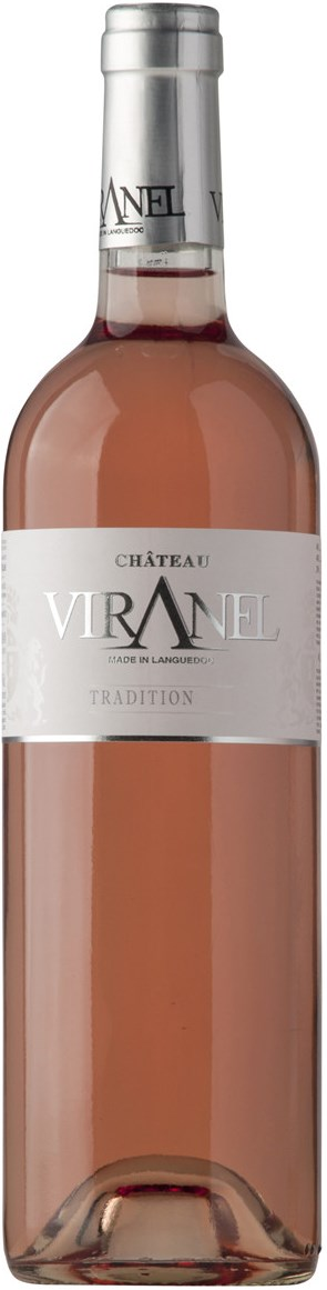 Château Viranel Viranel Tradition Rose, AOP 2016