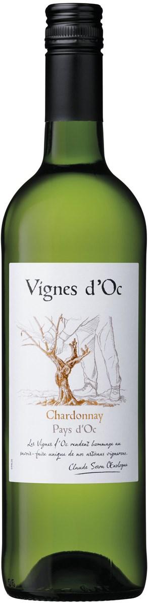 Domaine Guillon & Fils Vignes d´Oc Chardonnay Vignes d´Oc, IGP 2015