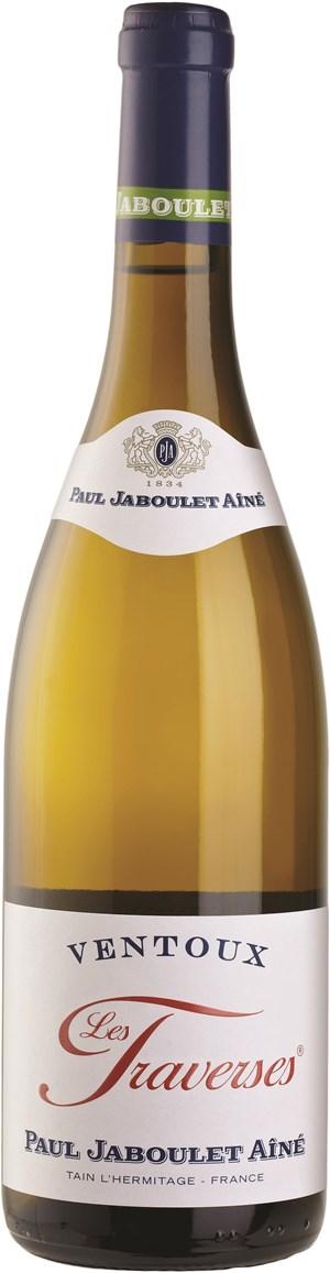 Paul Jaboulet Ainé VENTOUX BLANC, LES TRAVERSES 2012