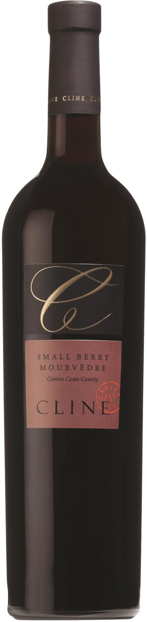 Cline Cellars Small Berry Mourvedre 2013