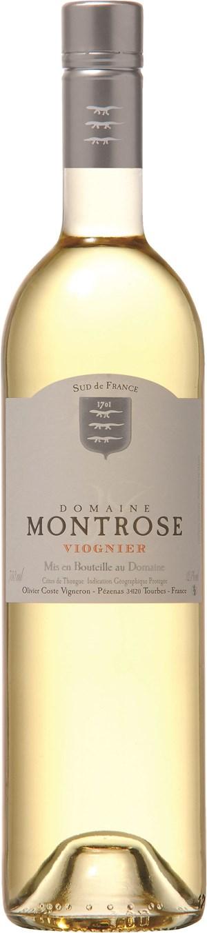 Domaine Montrose VIOGNIER, Côtes-de-Thongue 2015