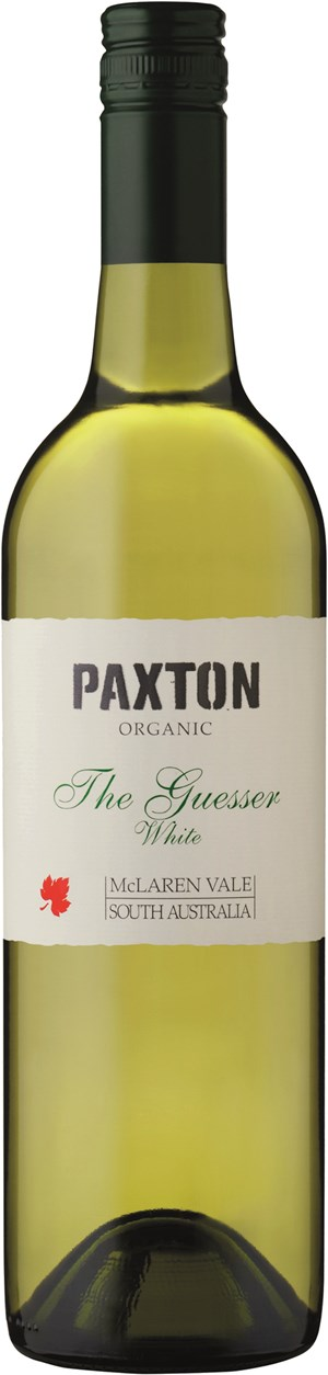 Paxton THE GUESSER WHITE BIO, Mclaren Vale,  Vineyards 2016