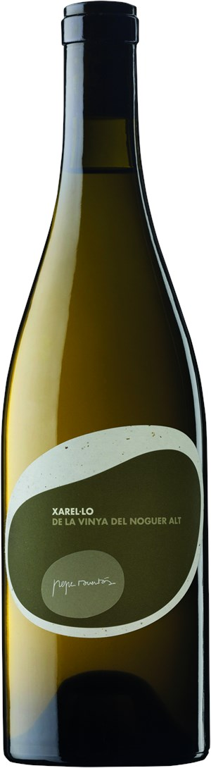 Raventos I Blanc XAREL-LO, Natural wines by Pepe Raventos 2015