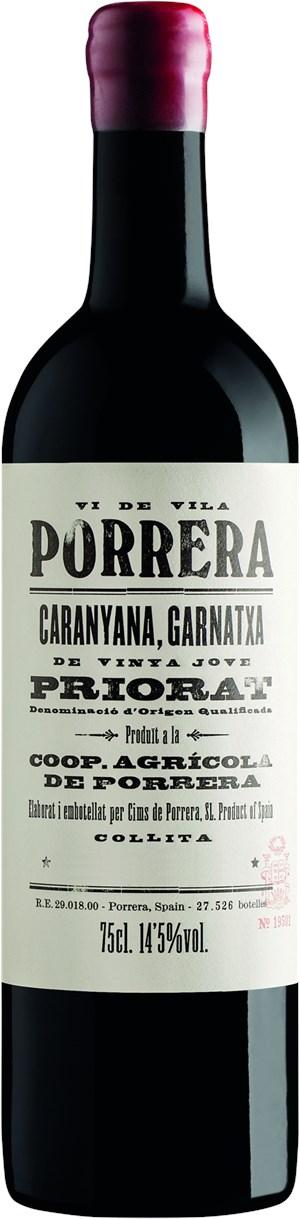 Cims de Porrera VI DE VILA PORRERA TINTO, Priorat 2013