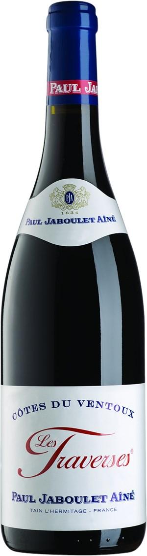 Paul Jaboulet Ainé VENTOUX ROUGE, LES TRAVERSES 2015