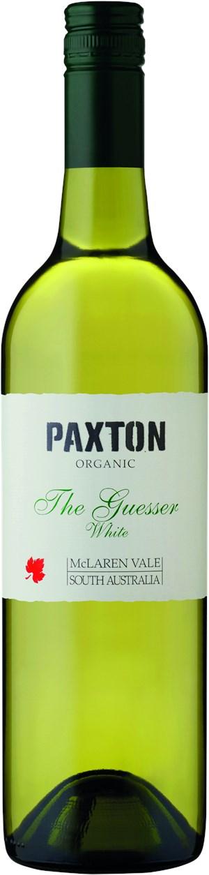 Paxton THE GUESSER WHITE BIO, Mclaren Vale,  Vineyards 2017