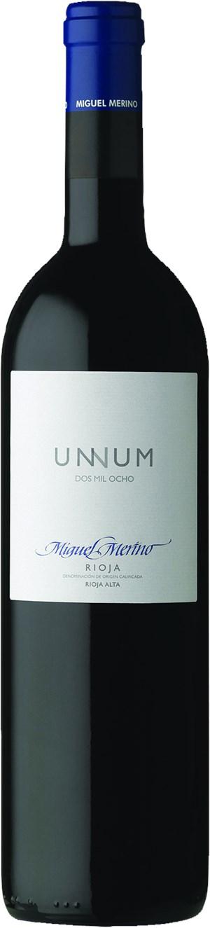 Miguel Merino UNNUM, Rioja 2008