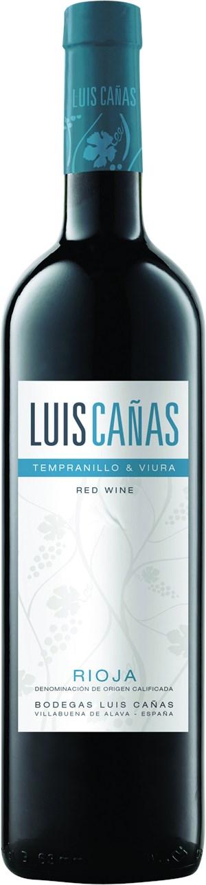 Bodegas Luis Canas TINTO, Rioja Alavesa 2016