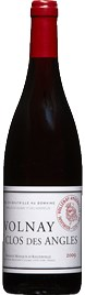 Domaine Marquis Angerville Volnay Clos des Angles 1er Cru Marquis d