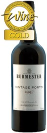 Burmester Vintage Port 1997