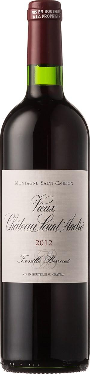 Domaine Guillon & Fils Vieux Chateau Saint Andre 2012