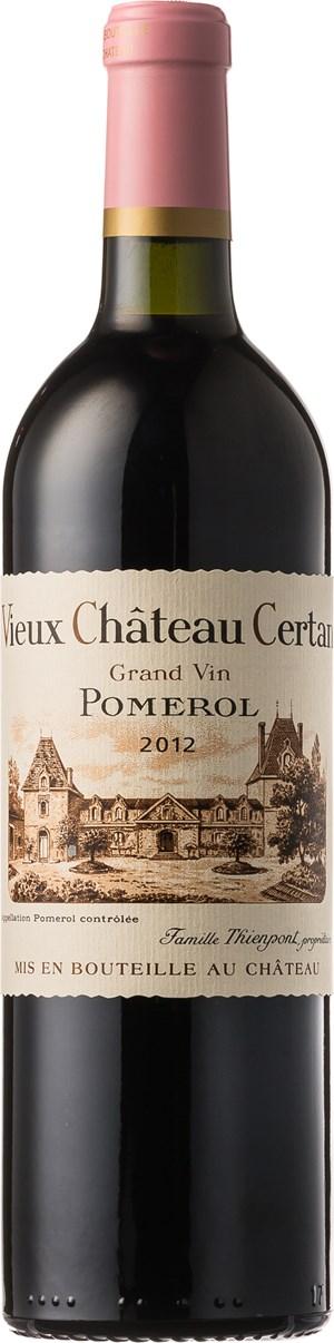 4 Kilos Vinicola Vieux Chateau Certan 2012