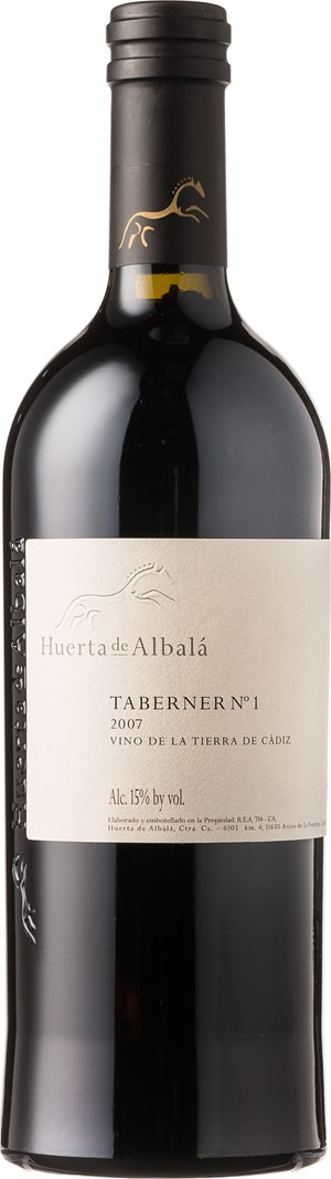 Huerta de Albala Taberner No 1 - Vino de la Tierra de Cadiz 2007