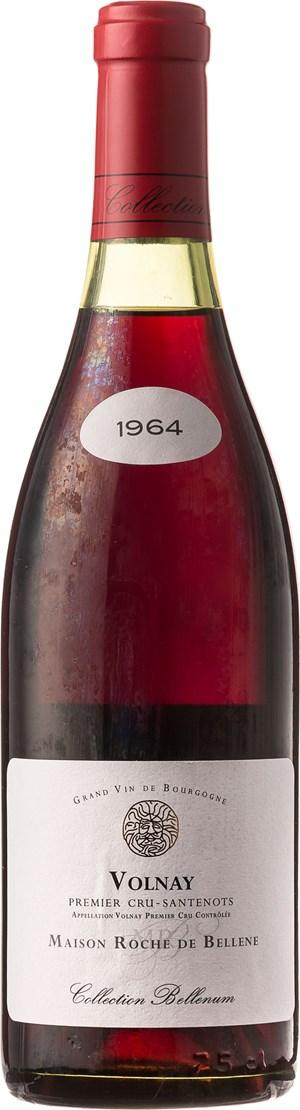 Roche de Bellene by Nicolas Potel Volnay 1. Cru - Santenots 1964