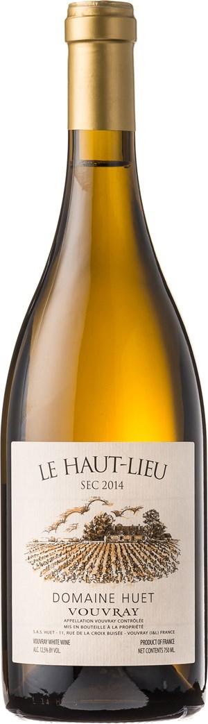 Domaine Huet Vouvray - Le Haut Lieu - Sec 2014