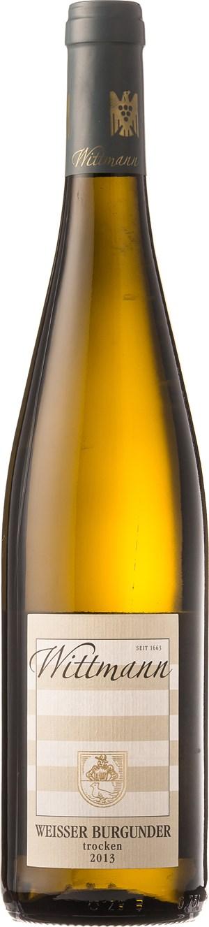 Weingut Wittmann Weisser Burgunder Trocken 2015