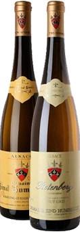 Domaine Zind-Humbrecht Zind-Humbrecht Riesling och Pinot Gris 2007