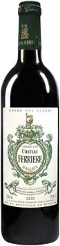 Château Ferrière  1996