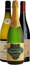 Zenato, Diebolt Vallois, C. Moreau Winefinders Festklassiker