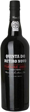 Krohn Vintage Port, Retiro Novo Single Quinta 2009