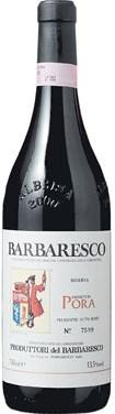 Produttori del Barbaresco Barbaresco Pora Riserva  2015