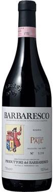 Produttori del Barbaresco Barbaresco Pajè Riserva  2009